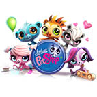 Littlest pet shop- coloring pages for gils