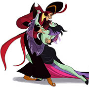 Disney Free Coloring Pages Villains Bad Characters