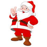 Santa Claus. Holiday coloring pages