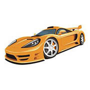 Awesome Printable Sport Cars Coloring Pages for Adults Pictures ... | 180x180